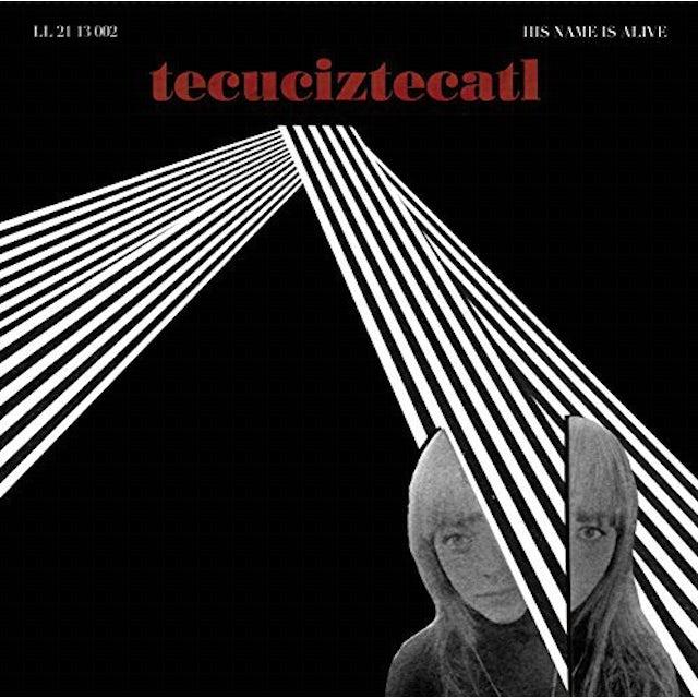 His Name Is Alive TEUCIZTECATL Vinyl Record