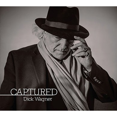 Dick Wagner CAPTURED CD