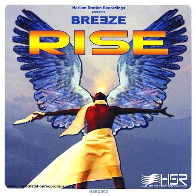 Breeze RISE CD