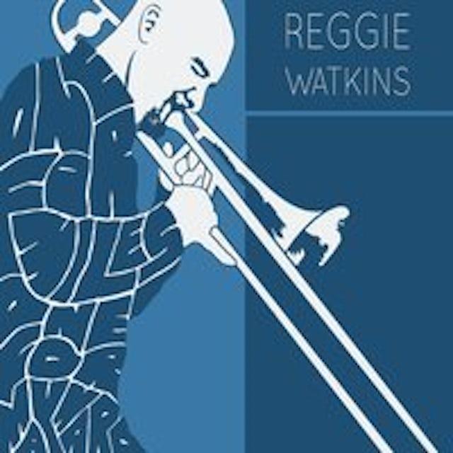 Reggie Watkins ONE FOR MILES ONE FOR MAYNARD CD