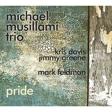 Michael Musillami PRIDE CD