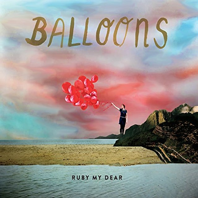 Ruby My Dear BALLOONS CD