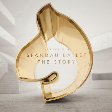 Spandau Ballet STORY: THE VERY BEST OF CD