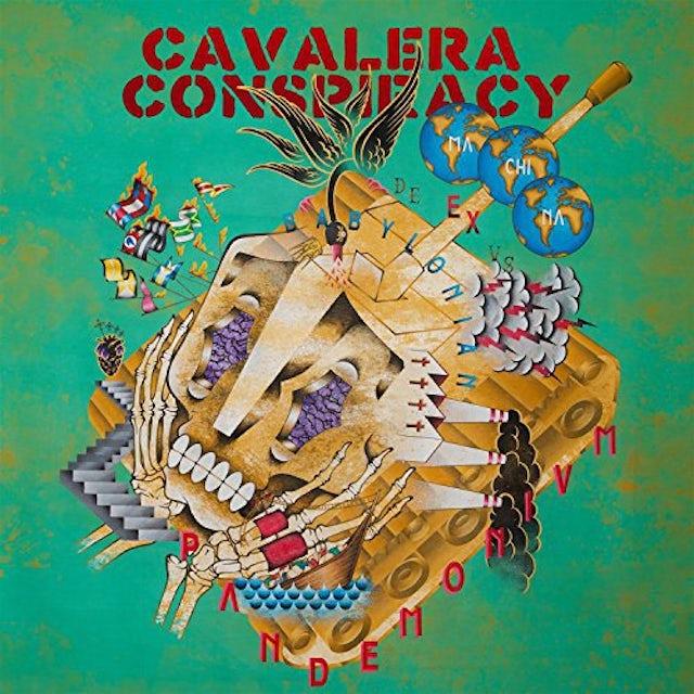 Cavalera Conspiracy PANDEMONIUM Vinyl Record