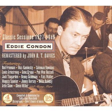 Eddie Condon CLASSIC SESSIONS 1927-1949 CD