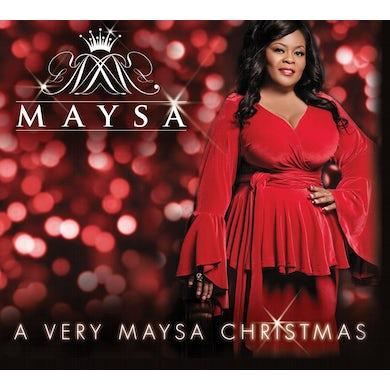 VERY MAYSA CHRISTMAS CD