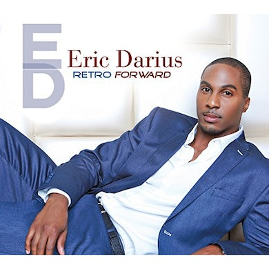 Eric Darius RETRO FORWARD CD