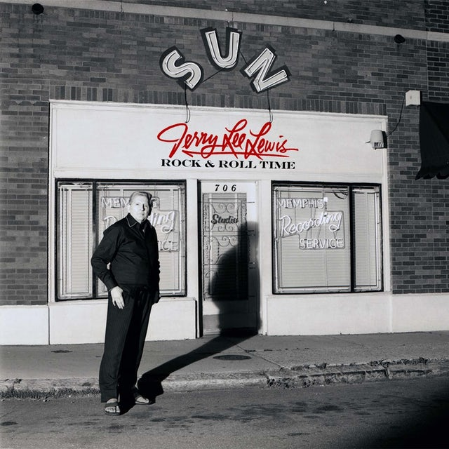 Jerry Lee Lewis ROCK & ROLL TIME CD