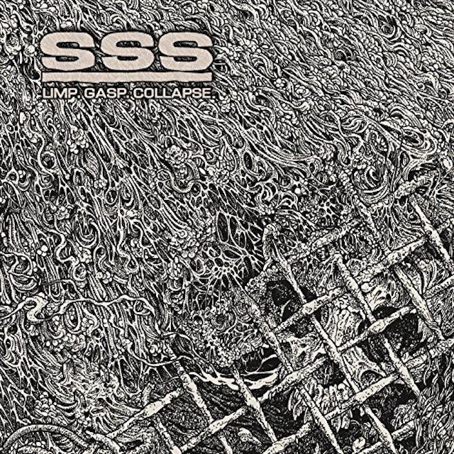 SSS LIMP GASP COLLAPSE Vinyl Record