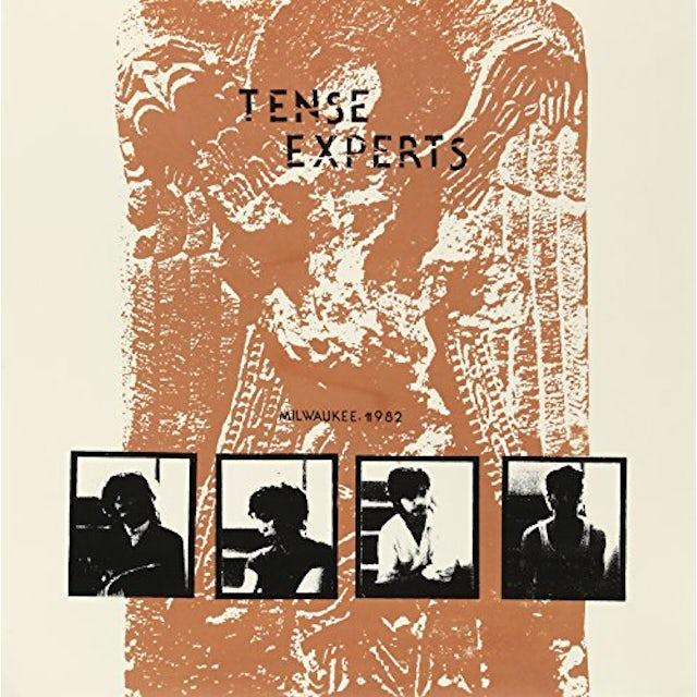TENSE EXPERTS / THREE SNAKE LEAVES Vinyl Record