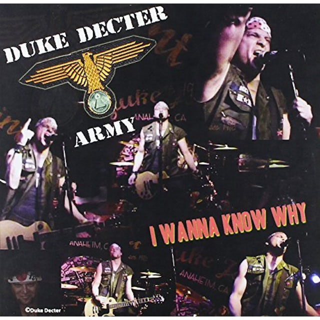 F/DUKE DECTER NONE DARE CALL IT TREASON Vinyl Record