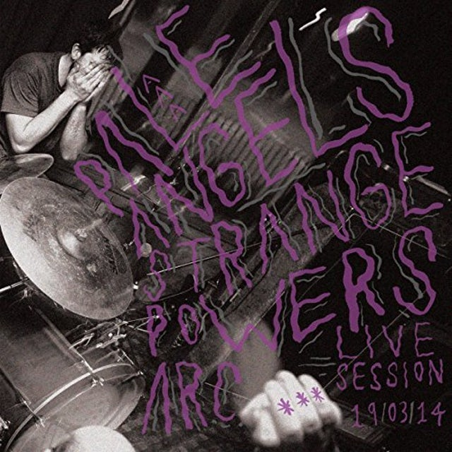 Pale Angels STRANGE POWERS (ARC LIVE SESSION) Vinyl Record