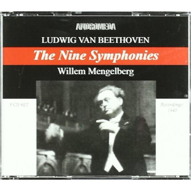 Ludwig Van Beethoven SINFONIEN 1-9 CONCERTGEBOUW CD