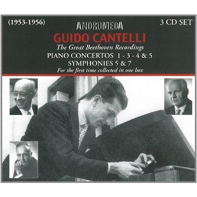 Beethoven KLAVIERKONZERTE 1-3 4 & 5 CD