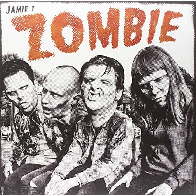 Jamie T ZOMBIE Vinyl Record
