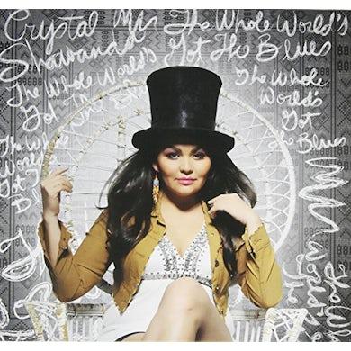 Crystal Shawanda WHOLE WORLD'S GOT CD