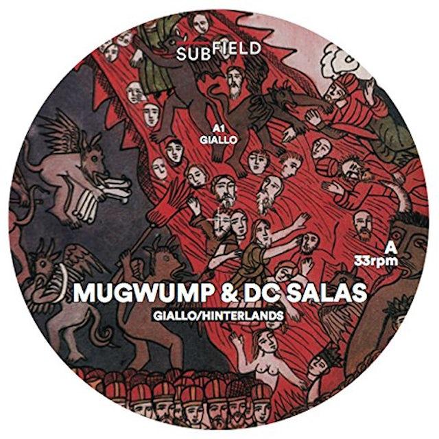 MUGWUMP & DC SALAS GIALLO / HINTERLANDS Vinyl Record - UK Release
