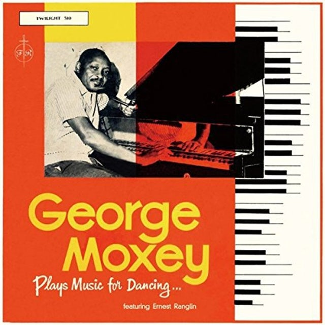 George Moxey PLAYS MUSIC FOR DANCING Vinyl Record - UK Release