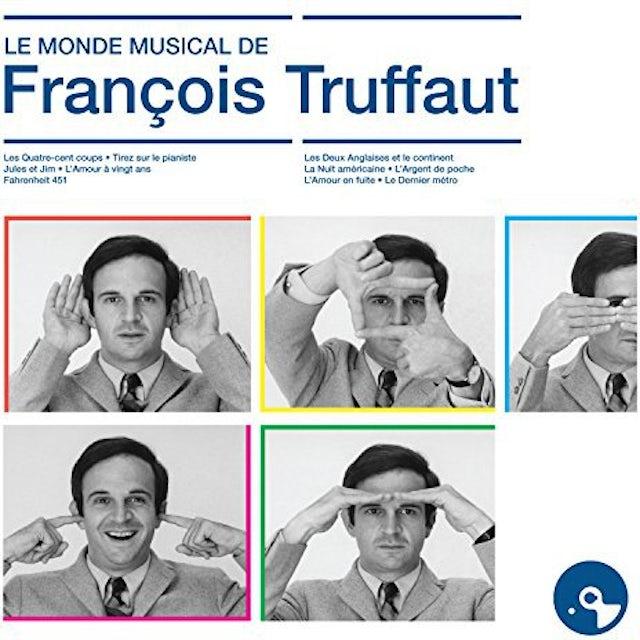 LE MONDE MUSICAL DE FRANCOIS TRUFFA / O.S.T. (FRA) LE MONDE MUSICAL DE FRANCOIS TRUFFA / Original Soundtrack Vinyl Record