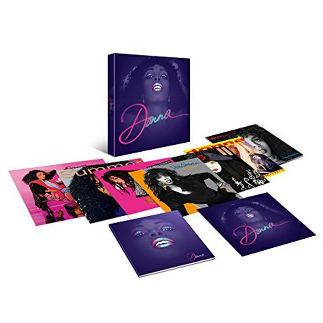 Donna Summer DONNA-THE VINYL COLLECTION Vinyl Record