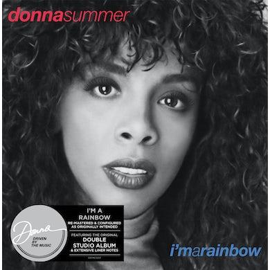 Donna Summer I'M A RAINBOW CD