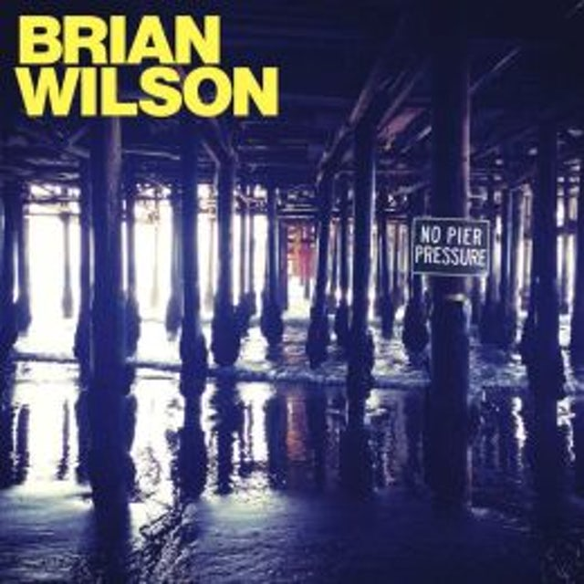Brian Wilson NO PIER PRESSURE CD