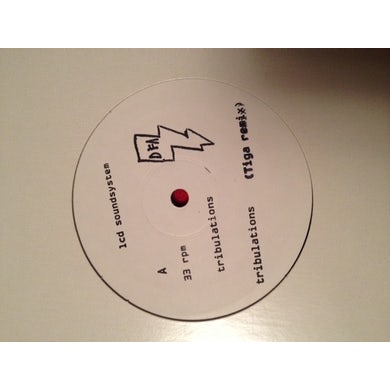 LCD Soundsystem TRIBULATIONS Vinyl Record