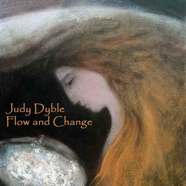 Judy Dyble FLOW AND CHANGE Vinyl Record