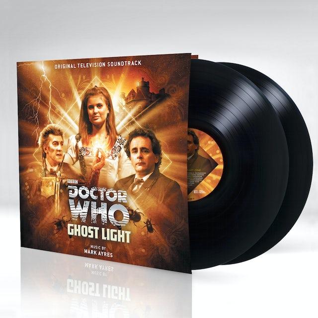 Mark Ayres DOCTOR WHO: GHOST LIGHT / Original Soundtrack Vinyl Record