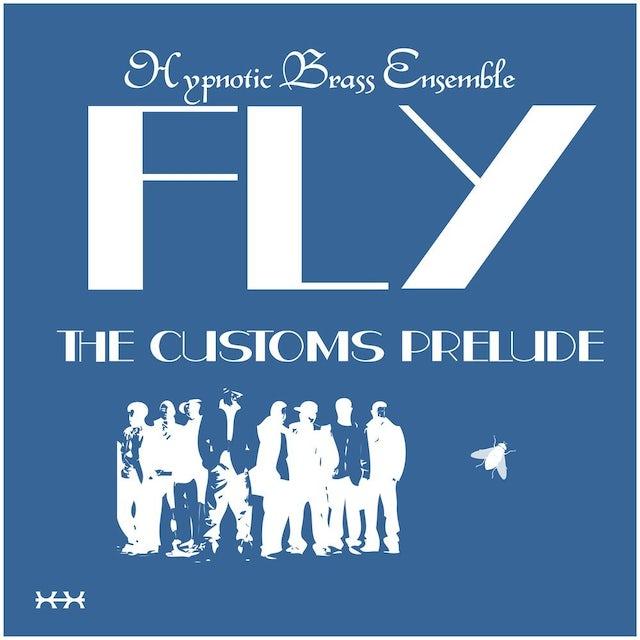 Hypnotic Brass Ensemble FLY Vinyl Record
