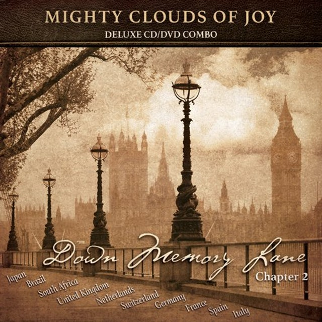 Mighty Clouds Of Joy DOWN MEMORY LANE CHAPTER 2 CD