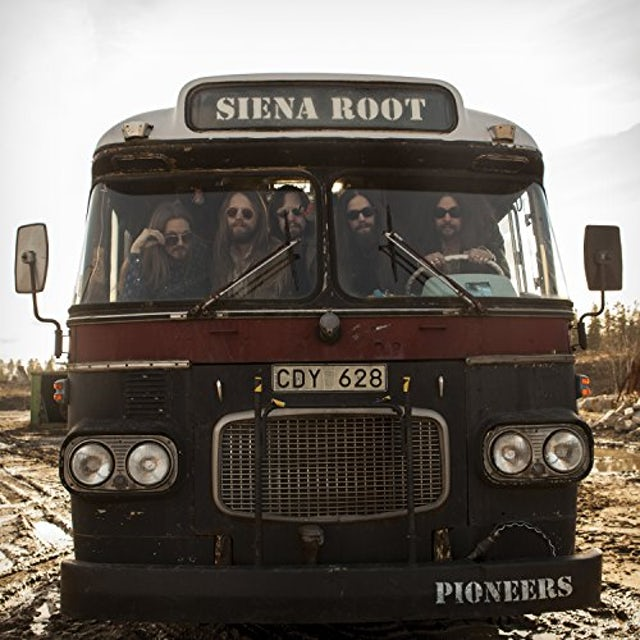 SIENA ROOT PIONEERS CD