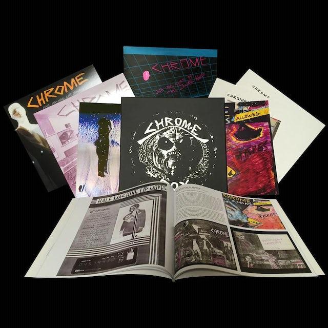 Chrome BOX Vinyl Record Box Set