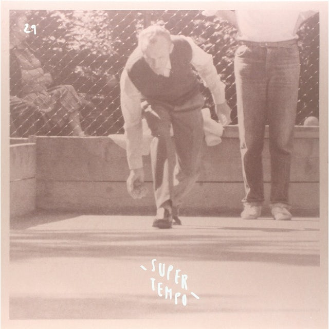 SUPERTEMPO 29 Vinyl Record