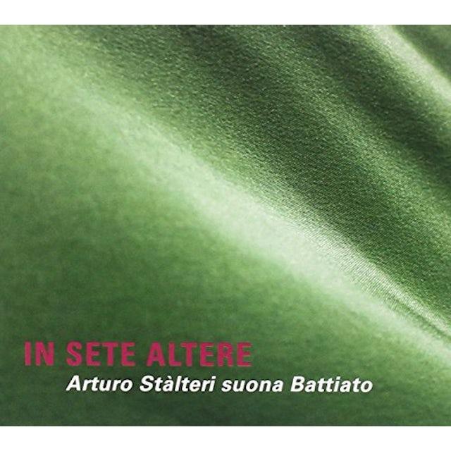 IN SETE ALTERE-ARTURO STALTERI SUONA BATTIATO CD