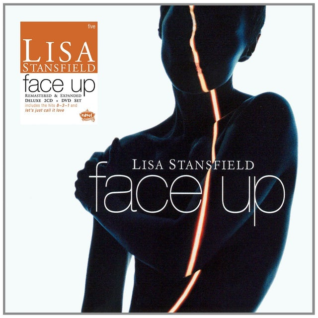 Lisa Stansfield FACE UP: DELUXE CD