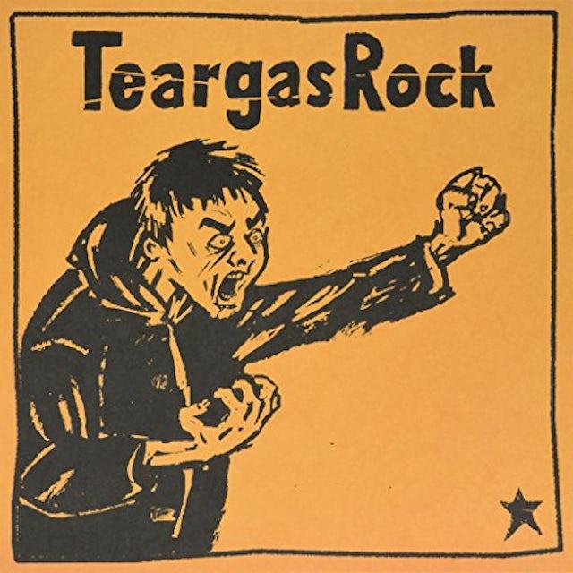 TEARGAS ROCK Vinyl Record