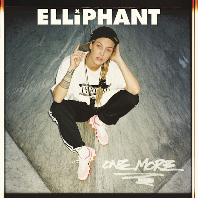 Elliphant ONE MORE CD