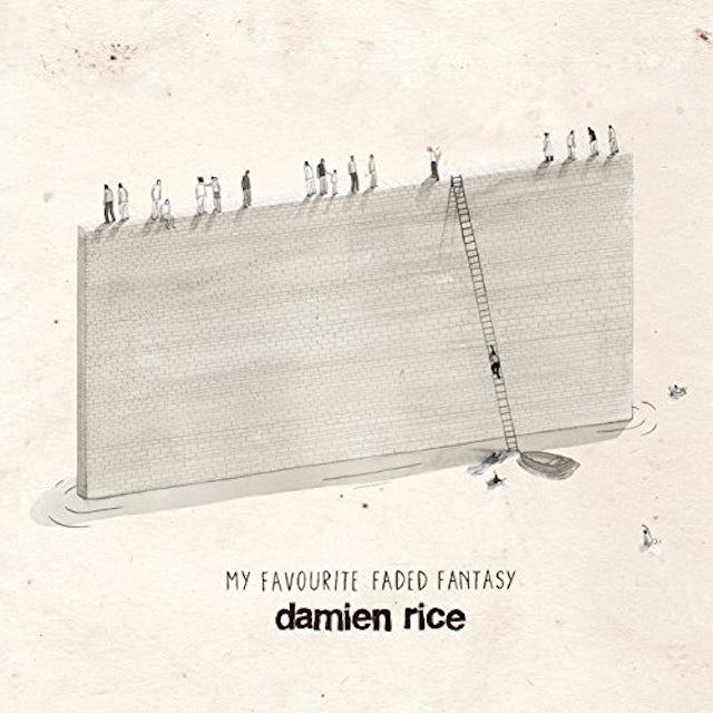 Damien Rice MY FAVOURITE FADED FANTASY Vinyl Record