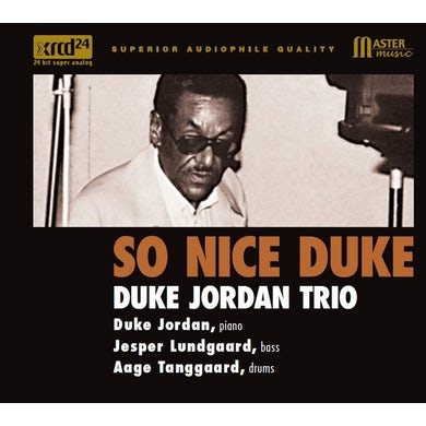 Duke Jordan SO NICE DUKE CD