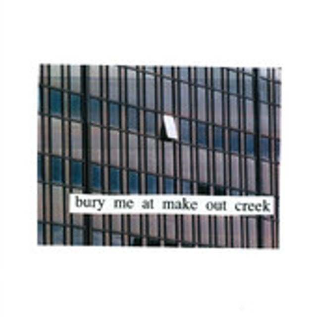 MITSKI BURY ME AT MAKE OUT CREEK Vinyl Record - White Vinyl