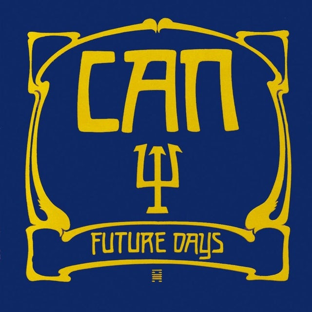 Can FUTURE DAYS Vinyl Record