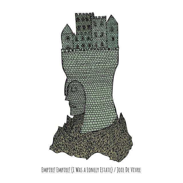 EMPIRE EMPIRE (I WAS A LONELY ESTATE) / JOIE DE VI SPLIT Vinyl Record