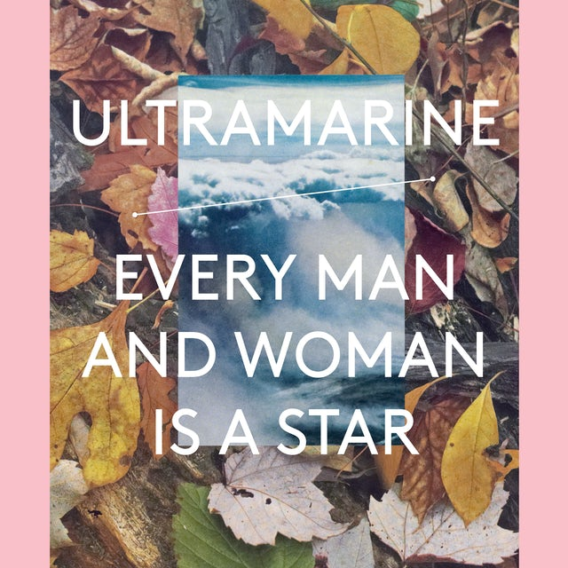 Ultramarine EVERY MAN & WOMAN IS A STAR Vinyl Record