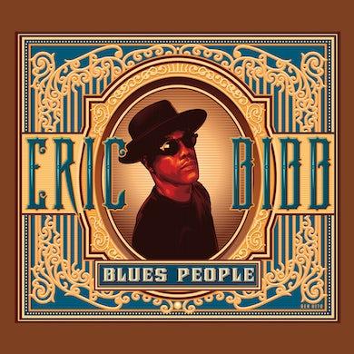Eric Bibb BLUES PEOPLE CD