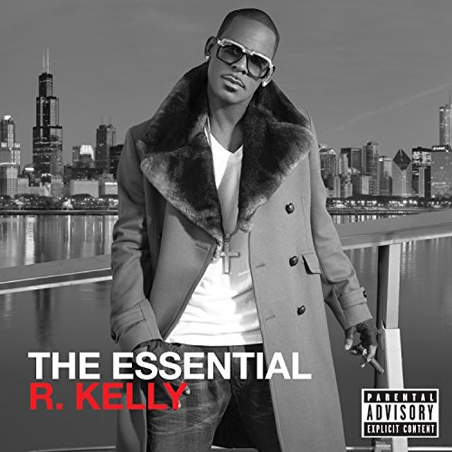 ESSENTIAL R. KELLY CD