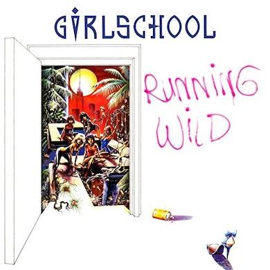 Girlschool RUNNING WILD CD