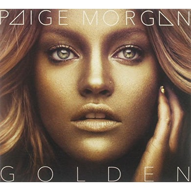 Morgan Paige GOLDEN CD