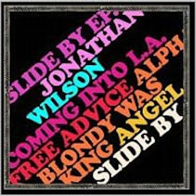 Jonathan Wilson SLIDE BY Vinyl Record - UK Release
