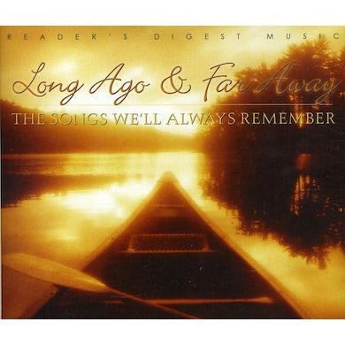 Long Ago & Far Away / Various Artists LONG AGO & FAR AWAY / VARIOUS CD